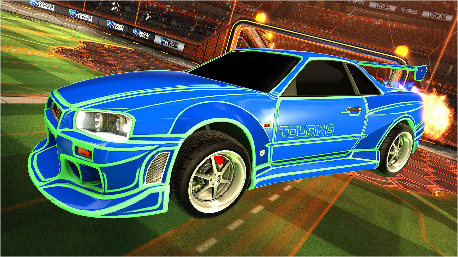 how to get decals rocket league
