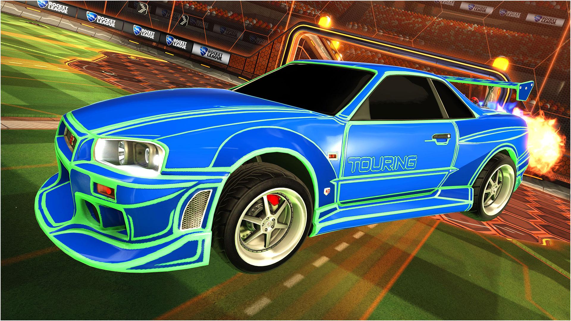 Fast  Furious Cars Skyline