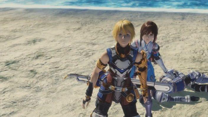 Star Ocean The Last Hope: 4K- und Full HD-Remaster für PlayStation 4 und PC enthüllt – Gameplay