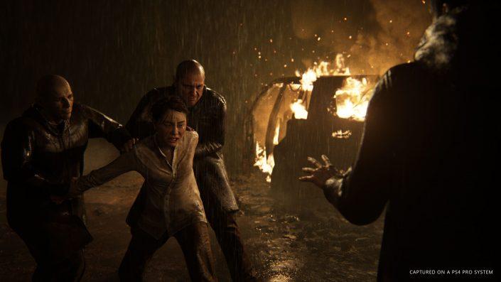 The Last of Us: Part II – Gameplay-Enthüllung zeigt mehr als zehn Minuten aus dem Spiel