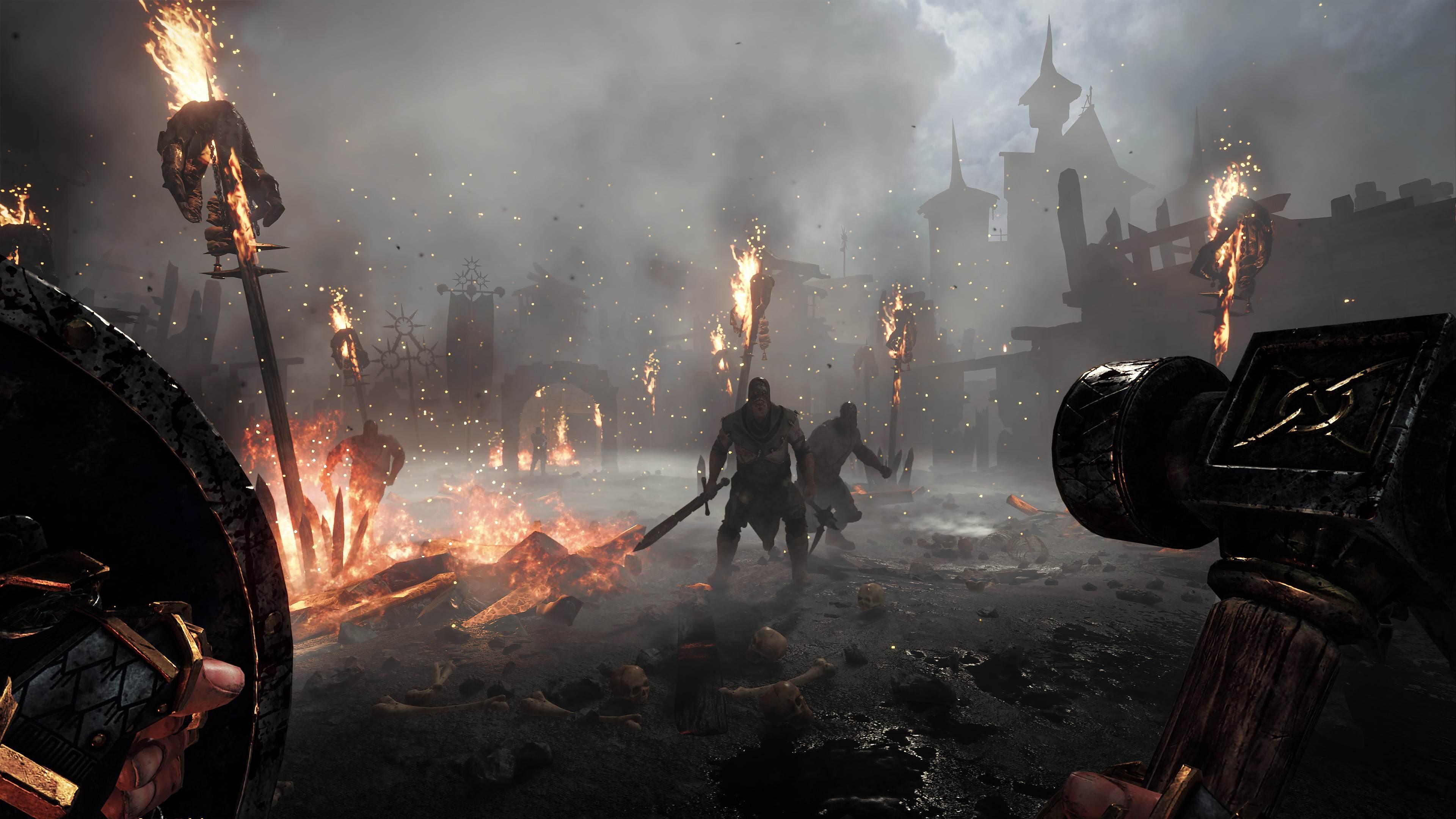 Warhammer: Vermintide 2 im ersten Quartal 2018