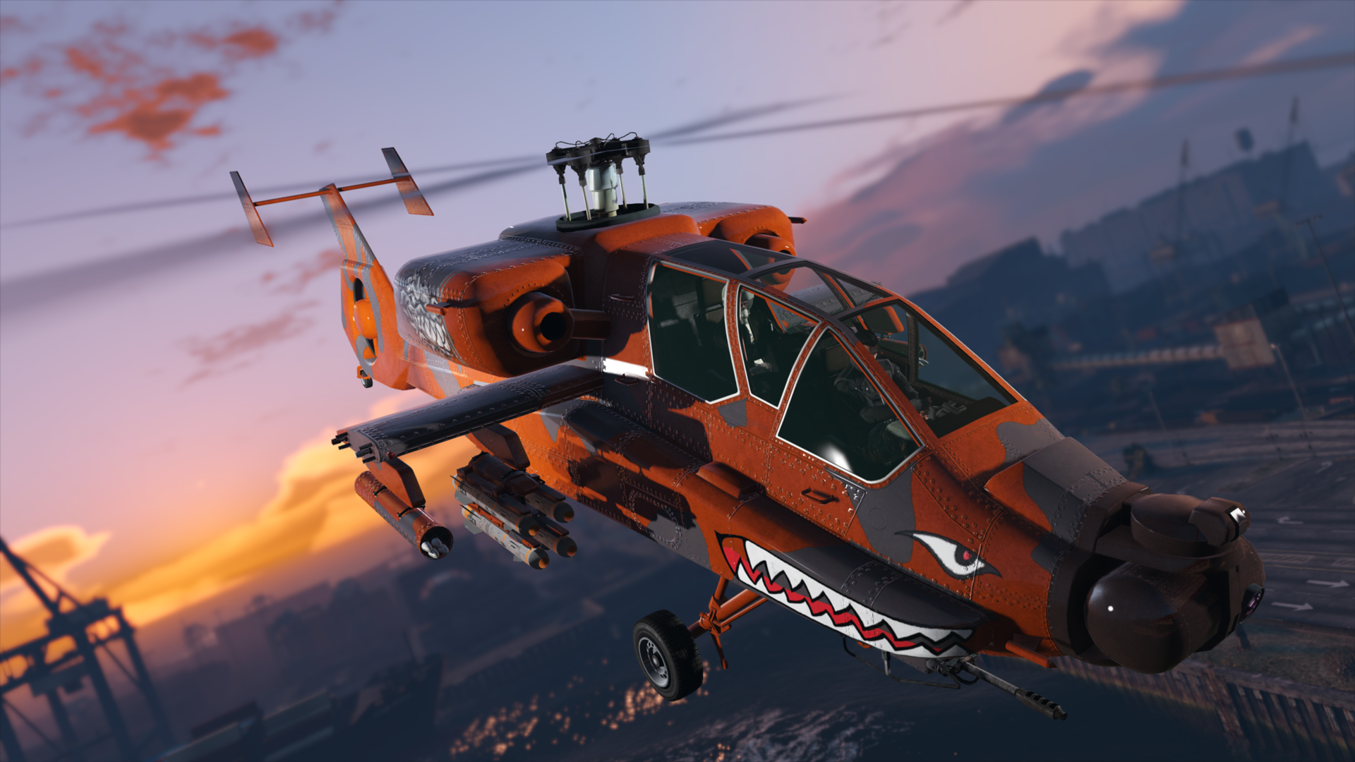 gta 5 online helicopter