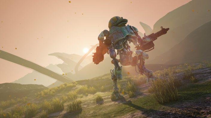 Biomutant: Neuer Trailer zeigt die Spielwelt und den Hauptcharakter