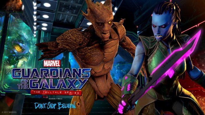 Telltales Guardians of the Galaxy: Fünfte Episode veröffentlicht, Trailer und Infos