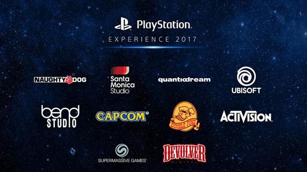 PlayStation Experience 2017: Die Eröffnungsverantstaltung hier im Livestream ansehen