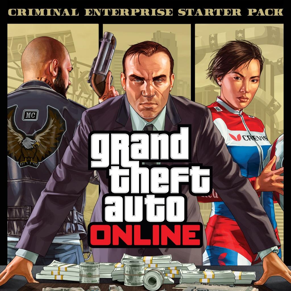 GTA 5 Online Criminal Enterprise Starter Pack