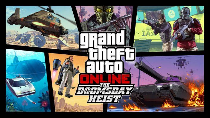 """GTA Online: The Doomsday Heist bringt neuen Radiosender """"Blonded"""" ins Spiel – Hörprobe"""