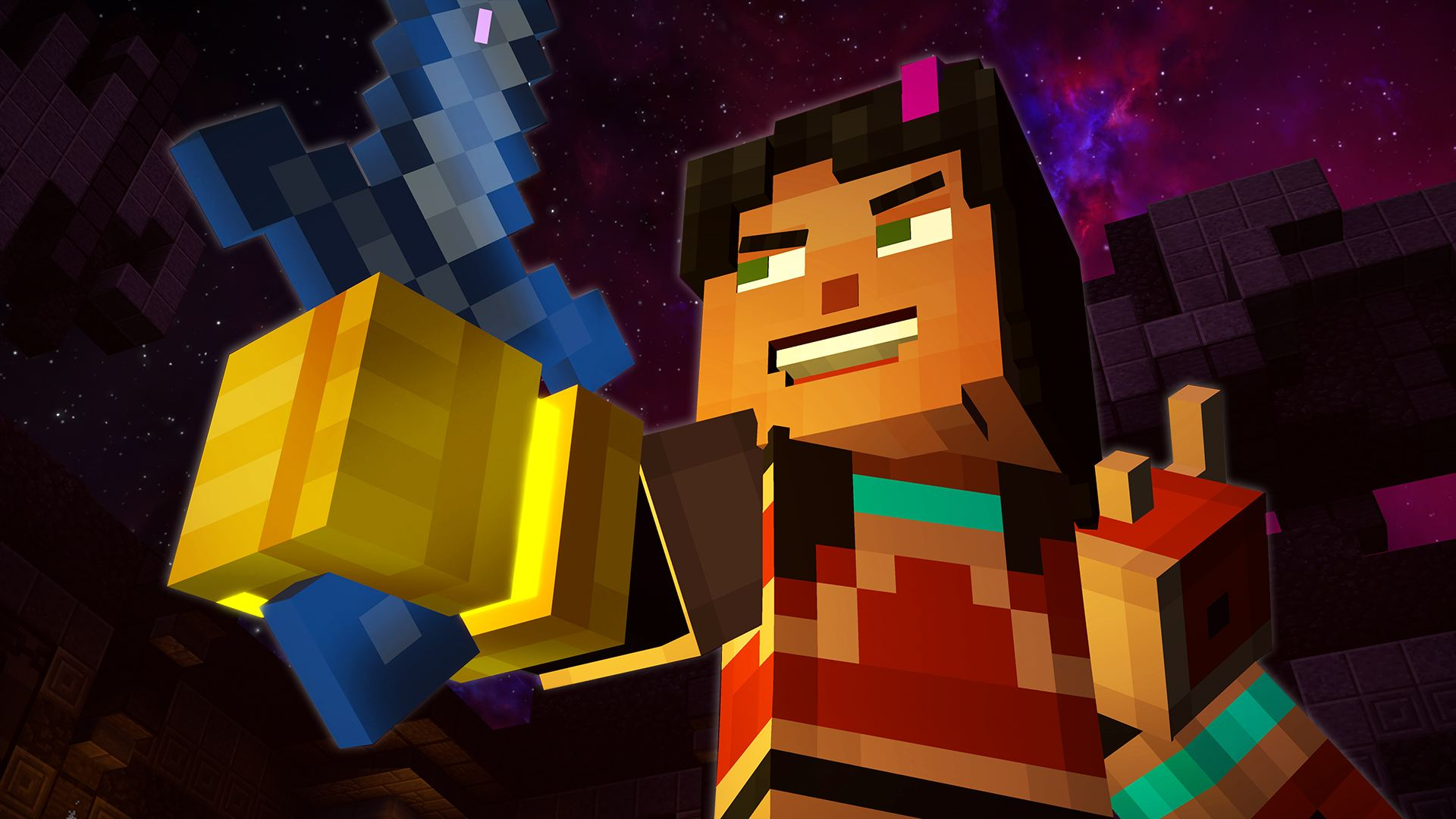 Minecraft Story Mode Season 2 Episode 5 Above and Beyond (4)