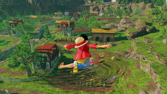 One Piece: World Seeker – Erste Bilder und weitere Infos zum Open-World-Spiel