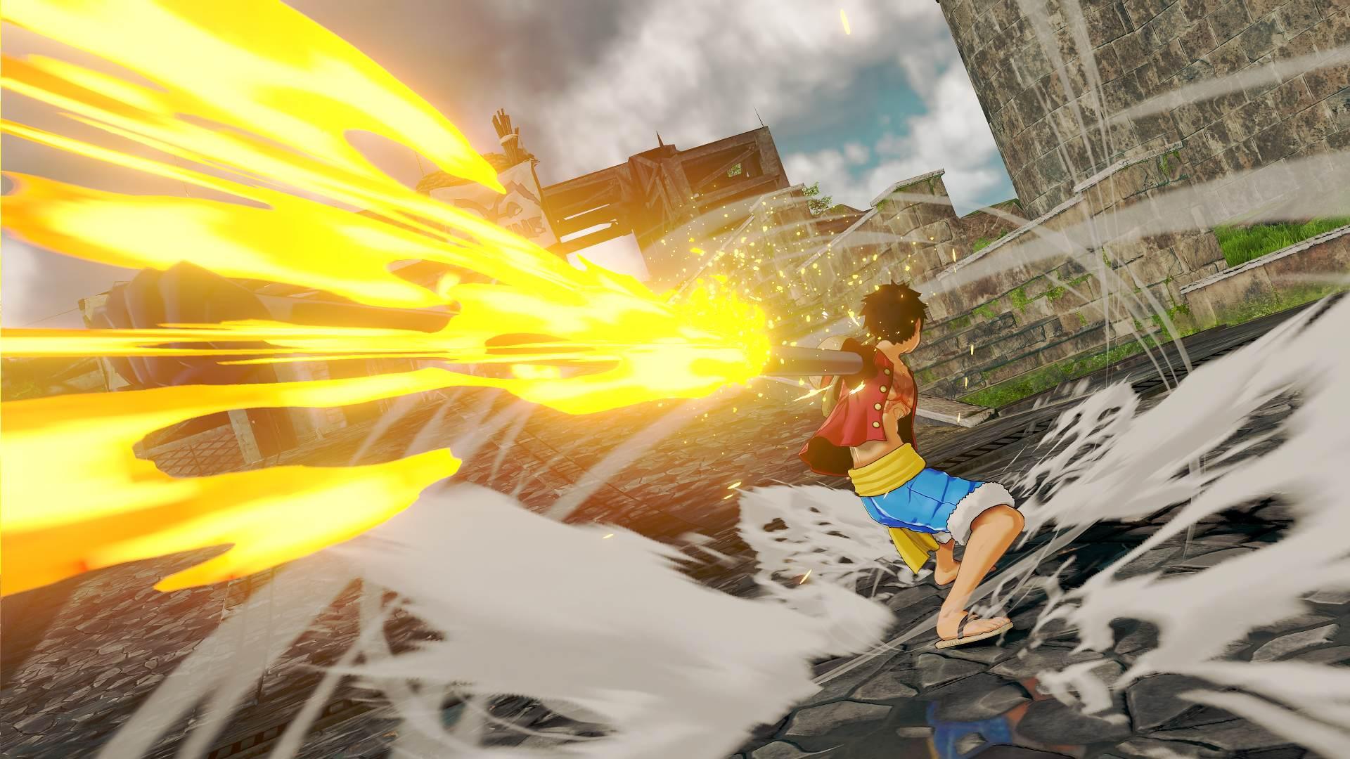 Bandai Namco kündigt One Piece World Seeker an