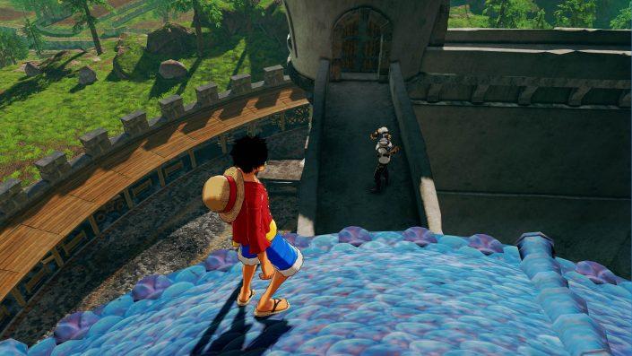 One Piece: World Seeker – Weitere Info-Häppchen zum Gameplay – Headshots und mehr