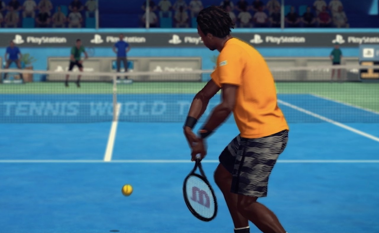 Tennis World Tour Ps