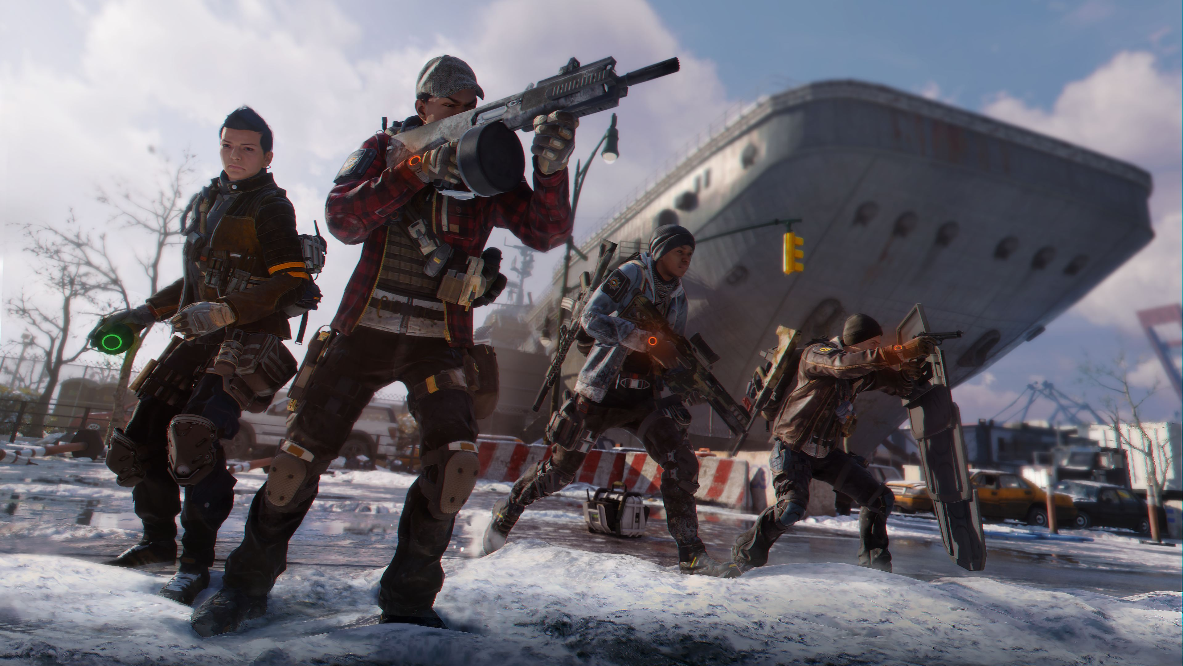 The Division Update 1.8 Widerstand TCTD_Screen_Skirmish_02_Clean