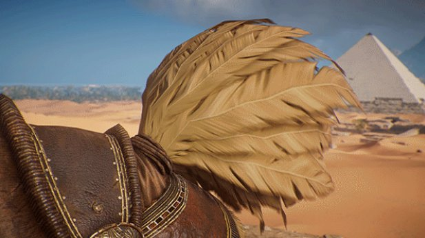 assassins creed origins chocobo