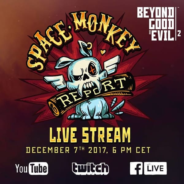 beyond good and evil 2 live stream