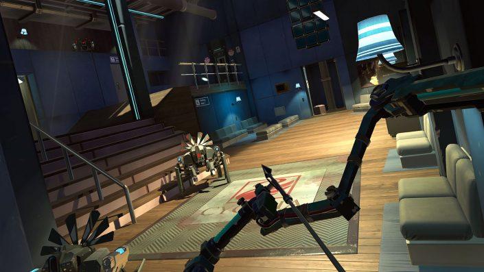 Apex Construct: Das  VR-Action-Adventure erscheint im Februar