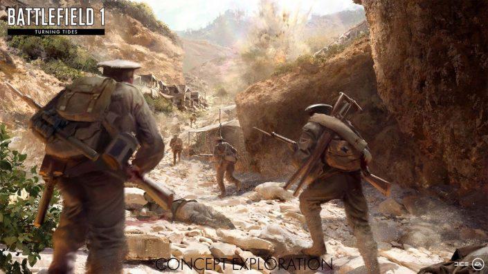 Battlefield 1: Details zum Oster-Update mit Patchnotes enthüllt