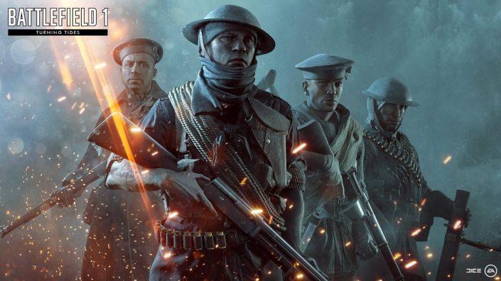 Battlefield 1: Ende des 1. Weltkriegs – Spieler legten Feuerpause zum Gedenken an den 100. Jahrestag ein
