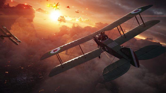 """Battlefield 1: """"Apocalypse""""-Erweiterung und ein neuer Patch werden heute veröffentlicht (Update: Inkl. Trailer und Changelog verfügbar)"""