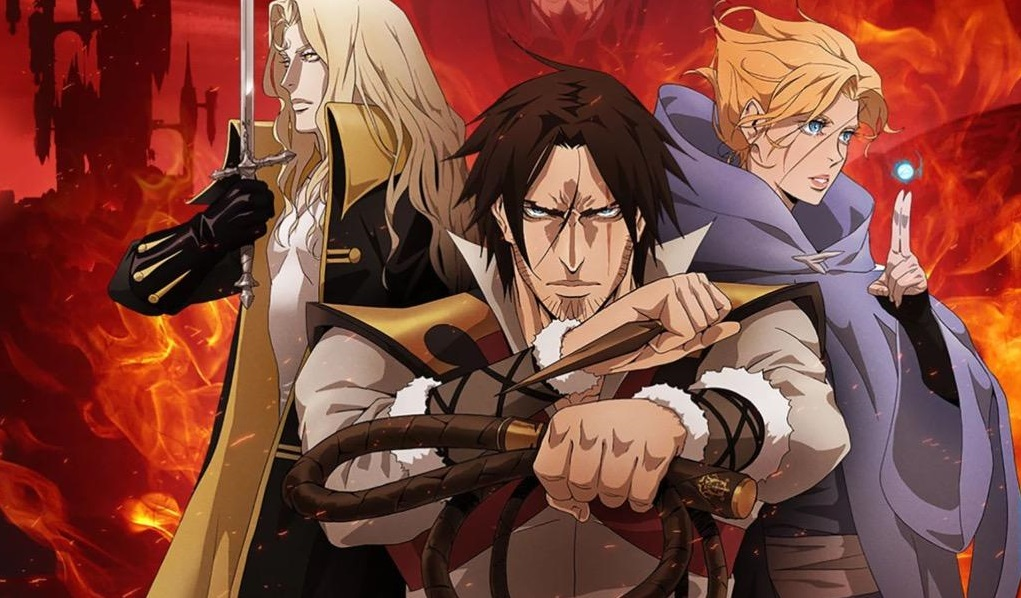 Castlevania: Netflix bestätigt vierte Staffel