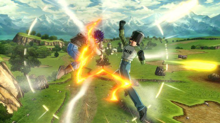 """Dragon Ball Xenoverse 2: """"My Raid Mode"""" soll mit Winter Update eingeführt werden"""