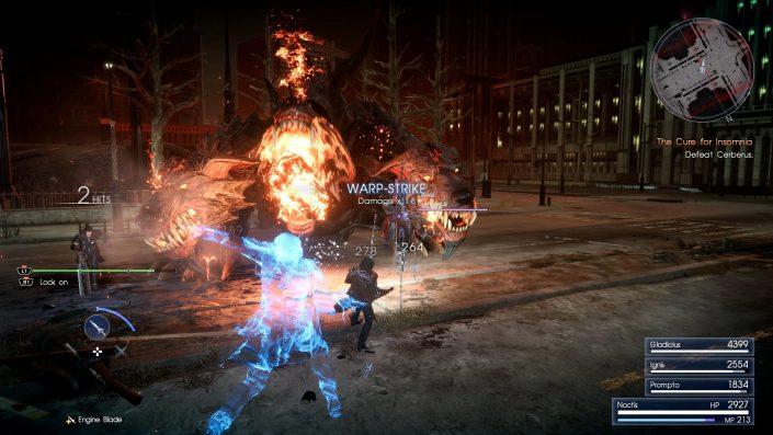 """Final Fantasy XV:  """"Gefährten"""" Standalone-Multiplayer erscheint im Dezember – Trailer"""