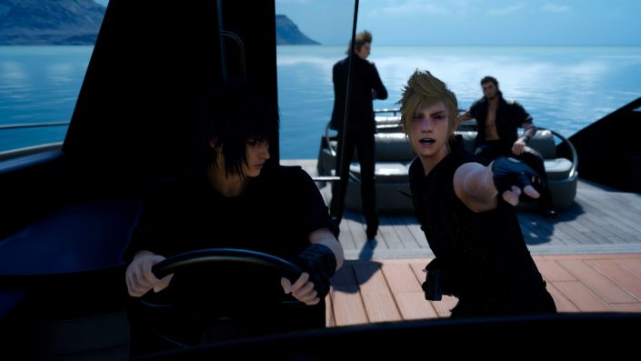 Final Fantasy XV: Crossover mit Final Fantasy XIV im Trailer angekündigt