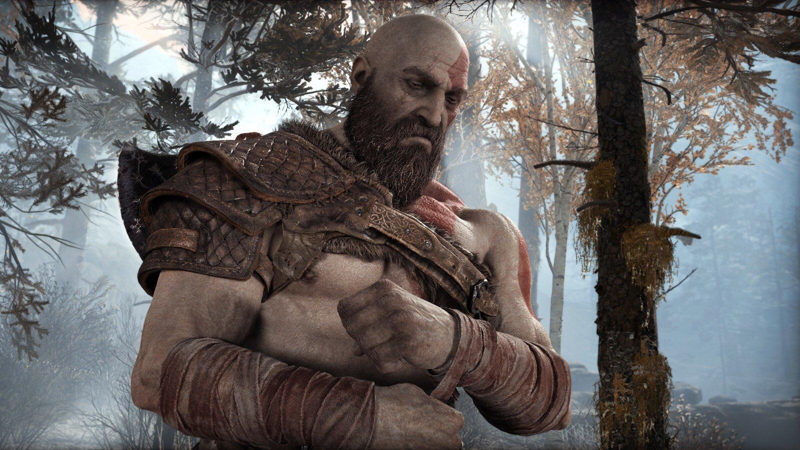 "God of War: Dokumentarfilm ""Rasing Kratos"" durch Trailer angekündigt"