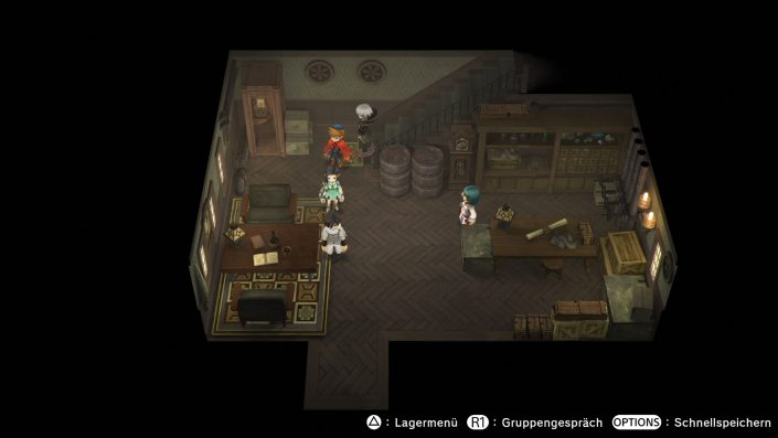 Lost Sphear - Test - Review - 04