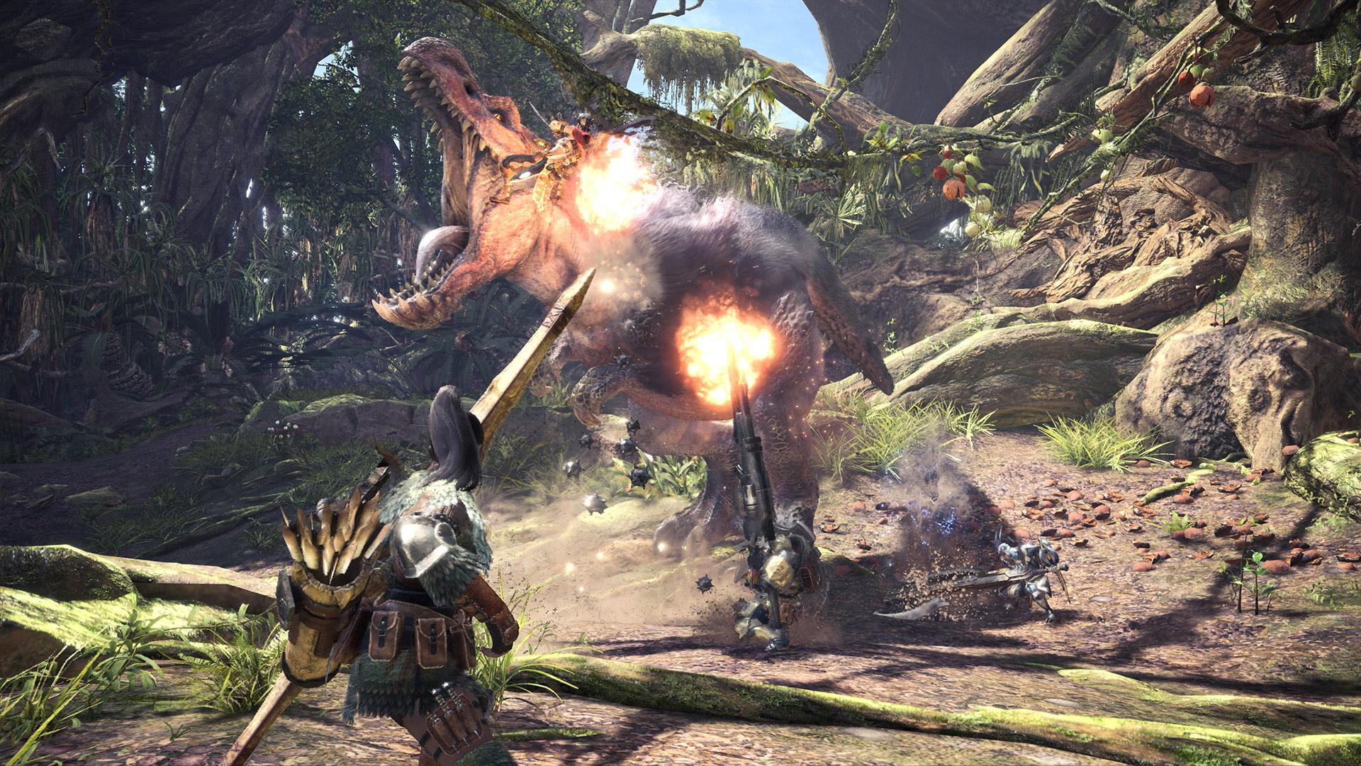 Monster Hunter World – Review – Test 03 – 01