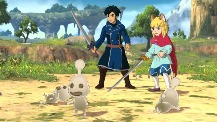 Ni no Kuni: Remastered-Version zeigt sich in neuen Videos