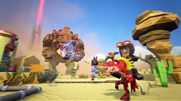PixARK: ARK trifft Minecraft: Überleben in einer offenen Voxel-Welt mit Dinosauriern
