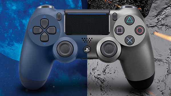 DualShock 4: Sondermodelle in Midnight Blue und Steel Black enthüllt
