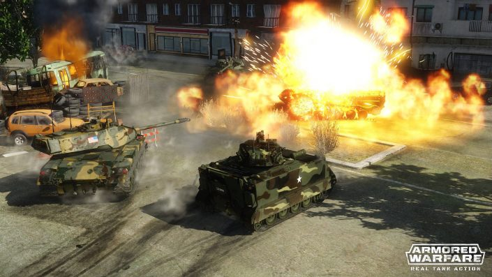 Armored Warfare (1)