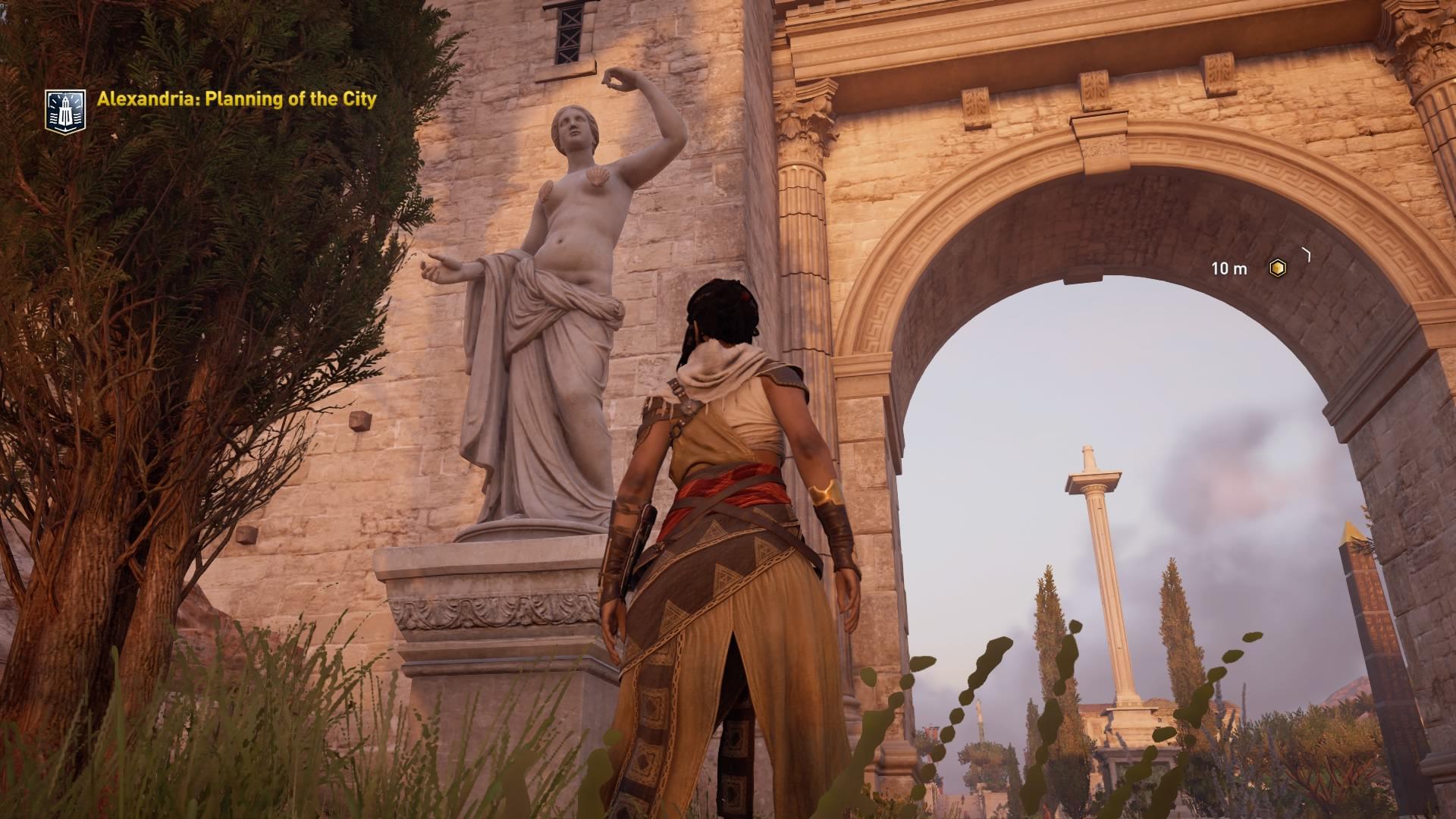 Assassin S Creed Origins Tour Mode