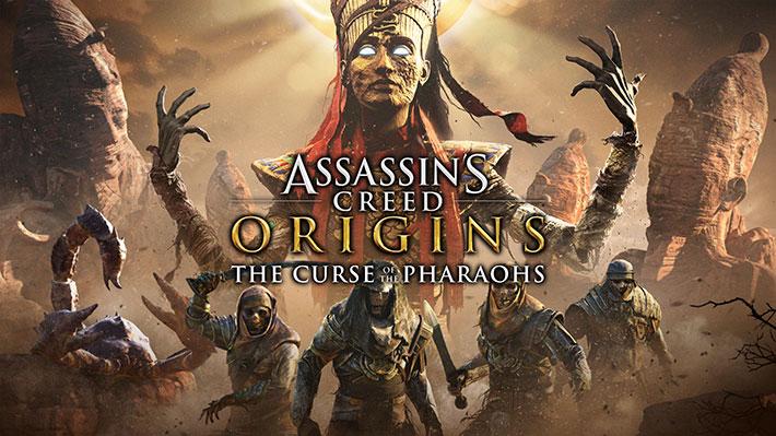 Assassin's Creed Origins: Die Erkundungstour im offiziellen Launch-Trailer
