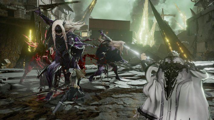 Code Vein: Releasetermin und neuer Trailer enthüllt