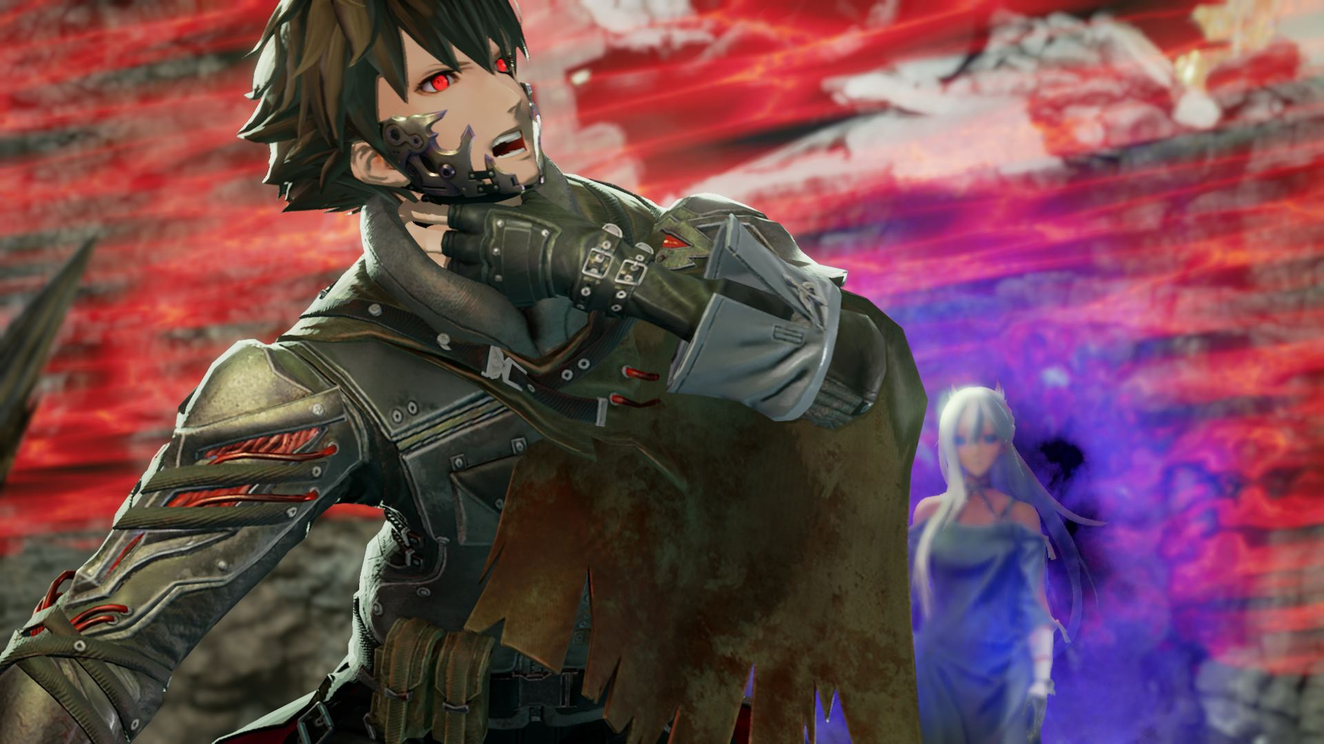 Code Vein: New trailers show Blood Veil Ogre and Stinger in