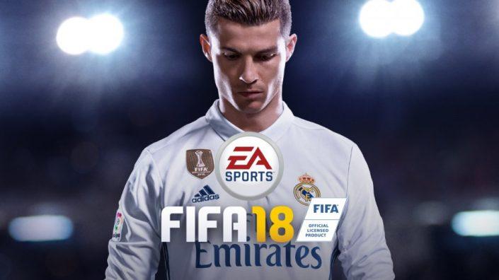 Kaum Veränderungen in den UK-Charts: FIFA 18 bleibt vor GTA 5