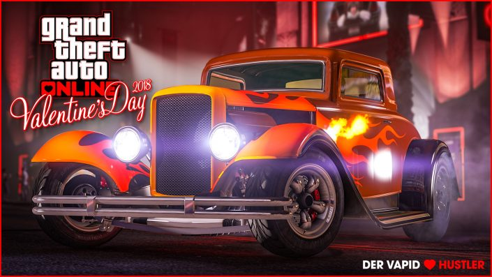 GTA 5 Online: Valentinstags-Eventwoche, Boni, Rabatte und mehr enthüllt
