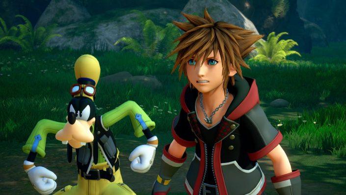 """Kingdom Hearts 3: Termin, neuer """"Frozen""""- und """"Fluch der Karibik""""-Trailer und Extended-E3-Trailer enthüllt"""