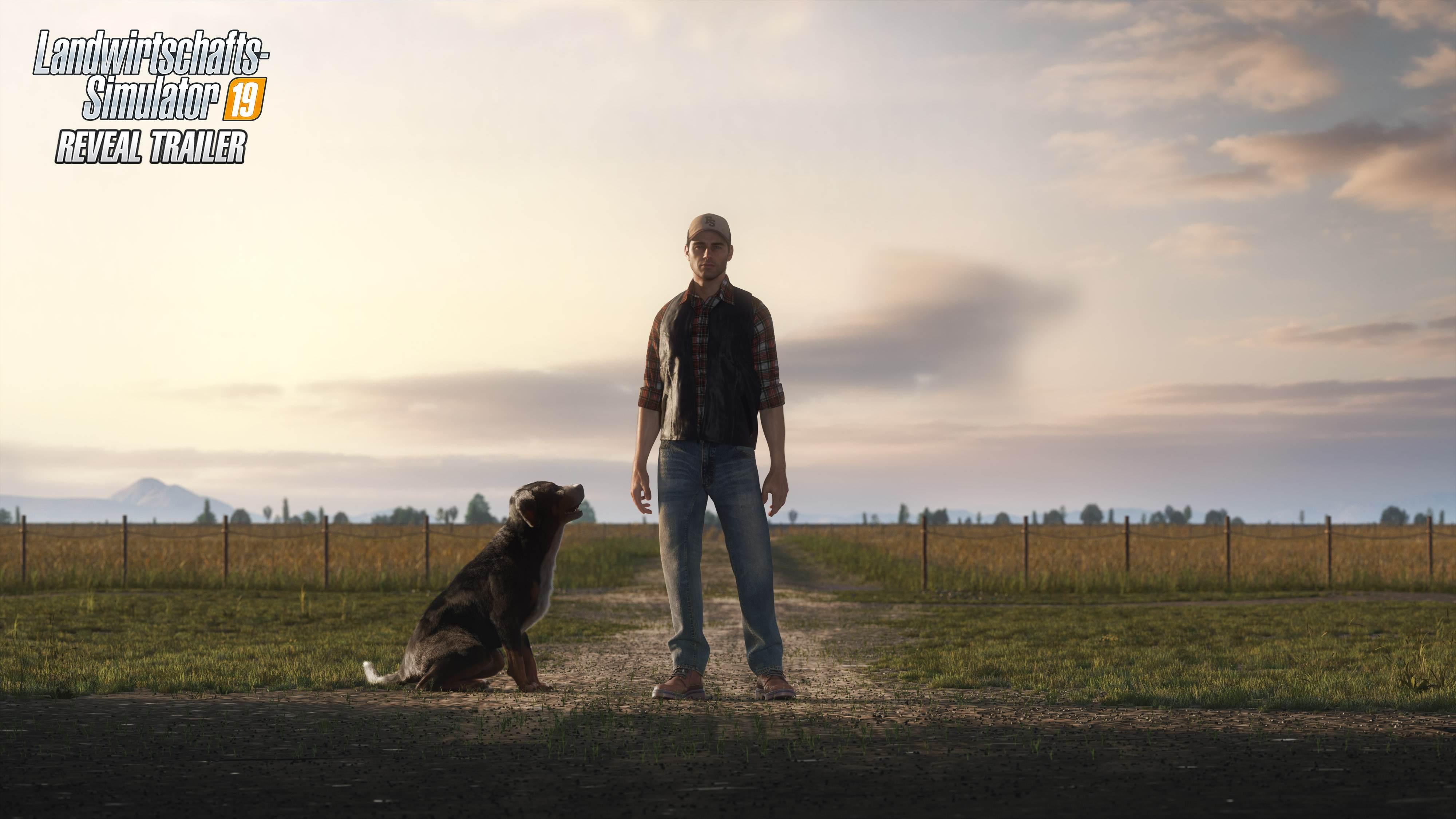 Landwirtschafts-Simulator 19 - Offizieller CGI-Reveal-Trailer