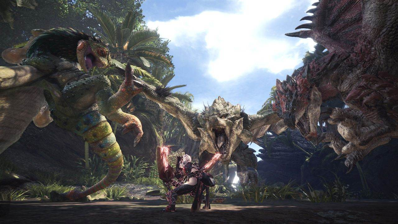 Monster Hunter World: Livestream zu kommenden Inhalten