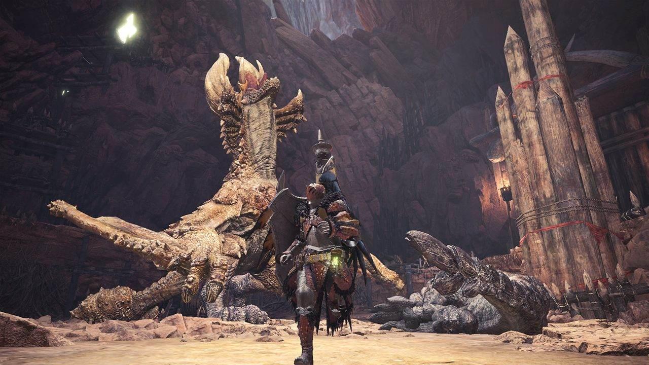 Monster Hunter World knackt 6-Millionen-Meilenstein