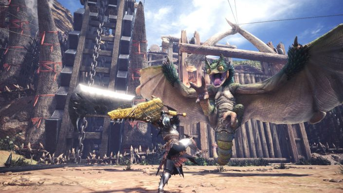 Monster Hunter World - Review - Test 04 - 02