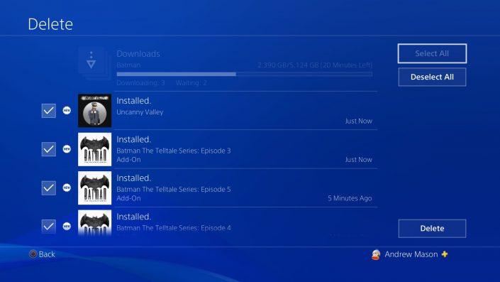 PS4 Firmware 5.50: Details zu den neuen Features – Spielzeit-Management, Supersampling-Modus und mehr