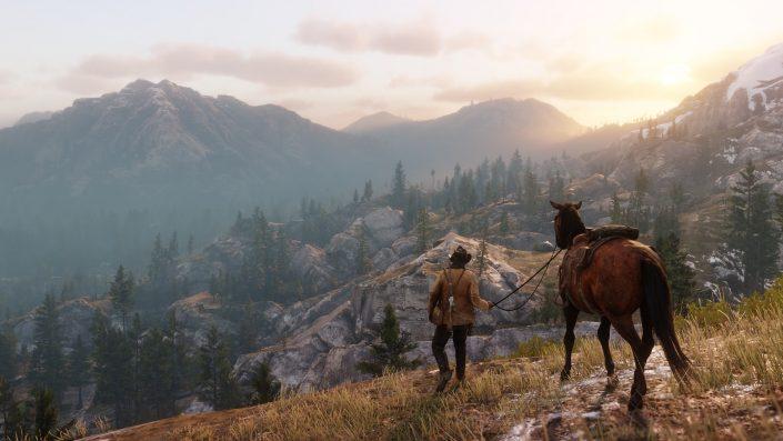 Red Dead Redemption 2: Rockstar enthüllt neuen Trailer und neues Key-Art