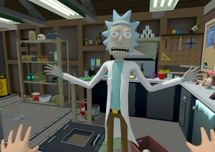 Rick and Morty: Virtual Rick-ality 01