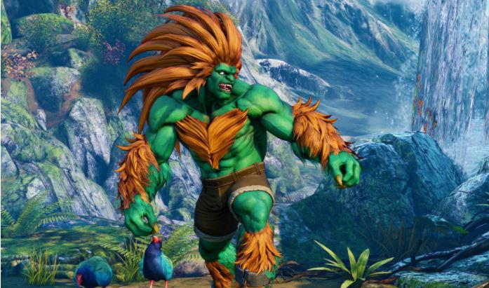 Street Fighter 5 – Blanka (1)