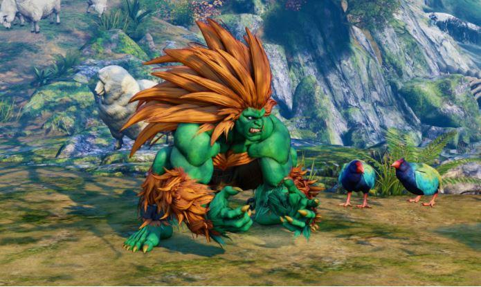 Street Fighter 5: Blanka wird nächste Woche ergänzt – Gameplay-Video, Trailer und Bilder
